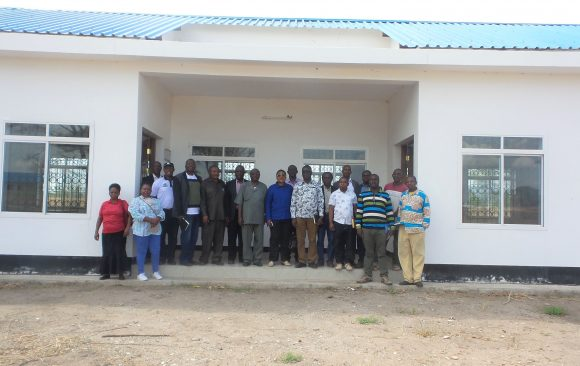 SUA Management Visits to Katavi