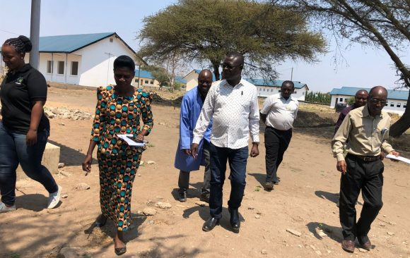 SUA Vice-Chancellor visits Mizengo Pinda Campus College in Katavi